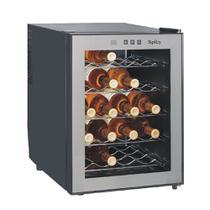 Climatizador Termoelétrico para 20 Garrafas 127V JC48F Spicy Preto - Eletro Spicy