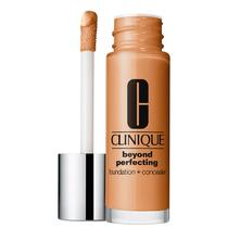 Clinique Beyond Perfecting Foundation + Concealer 21 Cream Caramel - Base 2 em 1 30ml -