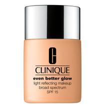 Clinique Even Better Glow Light Reflecting FPS 15 CN 62 Porcelain - Base Líquida 30ml -