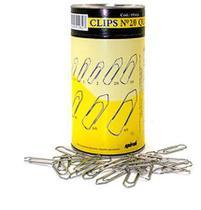 Clips nr.2/0 galvanizado (lata c/500g) Spiral PT 1 UN -