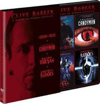 Clive barker - o mestre do horror explícito - Vinyx (Dvd)