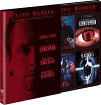 Clive Barker - O Mestre do Terror Explícito (DVD) - Empire Filmes