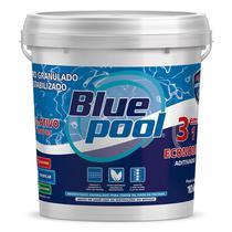 Cloro para Piscina 3 em 1 Economic Balde 10 KG 251910B Bluepool by FLUIDRA -