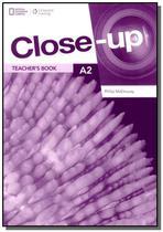 Close-up - 1st - A2 - Teachers Book - Cengage -