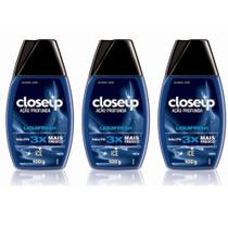 Close Up Liquifresh Creme Dental Ice 100g (Kit C/03) -