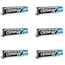 Close Up Triple Creme Dental Hortelã 70g (Kit C/06) -