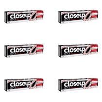 Close Up Triple Creme Dental Menta Americana 70g (Kit C/06) -