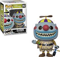 Clown 452 Pop Funko Estranho Mundo de Jack Disney - Funko Pop