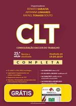 CLT - Consolidação das Leis do Trabalho - 25ª Edição (2019) - Juspodivm -