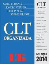 Clt Organizada - 2014 - Ltr -