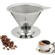 Coador Filtro de Café Pour Over em Aço Inox Tam. 103 - Lim Ram