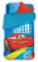 Coberdrom Fleece Infantil - Dupla Face - Carros - Lepper -