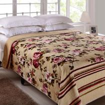 Cobertor Casal Corttex Home Design Cristine - FATEX IND. COM. IMP EXP. LTDA