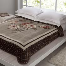 Cobertor Casal Corttex Home Design Raquel - FATEX IND. COM. IMP EXP. LTDA