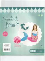 Cobertor cauda de sereia rosa - Loani