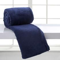Cobertor de Microfibra Casal Home Design Corttex Lisa -