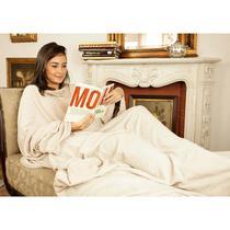 Cobertor de TV com Mangas Solteiro - Loani -