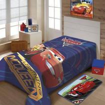 Cobertor Disney Carros - Raschel Jolitex -