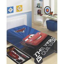 Cobertor Juvenil 1,50m x 2,00m Carros Disney - Jolitex -