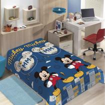 Cobertor Manta Infantil Mickey Friends Jolitex 1,5x2,0m -