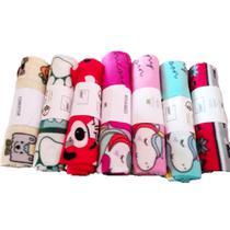 Cobertor Manta Pet Cachorro Gato soft variasestampas 85x90cm - The Petts