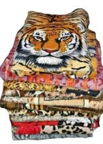 Cobertor Manta Soft Micro-fibra Coberta Mantinha casal 180x200 cm ESTAMPADAS - Texfine