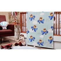Cobertor Microfibra Toque de Seda Baby Flannel Bis - Etruria -