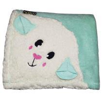 Cobertor para Cachorro e Gato Freddy Malloo Verde -
