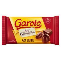 Cobertura Chocolate Ao Leite Garoto 2,1kg -
