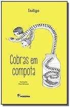 Cobras em Compota - Moderna -