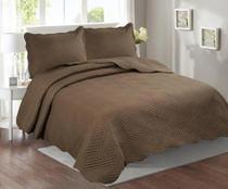 Cobre leito barcelona marrom - Habitat