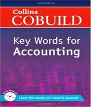 Cobuild Key Words For Accounting - With Mp3 Cd - Collins