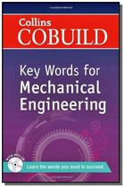 Cobuild key words for mechanical engineering - with mp3 cd - Collins -