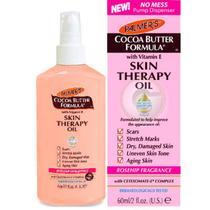 Cocoa Butter Skin Therapy Rosa Mosqueta - Óleo Multifuncional 60ml - Palmers