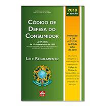 Código de Defesa do Consumidor 2019 5ª Edição - Não consta