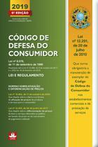 Código de Defesa do Consumidor 2020 - Edipro