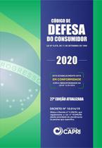Código de Defesa do Consumidor - Capri -