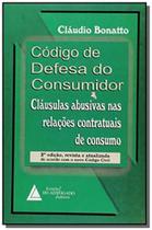3efd6d721 Codigo de defesa do consumidor: clausulas abusivas - Livraria do advogado