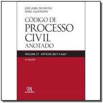 Codigo de processo civil anotado - vol.2 - 04ed/19 - Almedina -