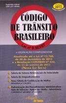 Código de Trânsito Brasileiro: Contendo a Nova Lei Seca - Edicão de Bolso - EDIPRO