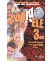 Codigo ele 3 - libro del alumno + libro de ejercicios - version brasil - Disal