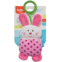 Coelhinho Atividades Star Buba Toys  Rosa -