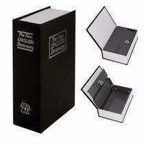 Cofre - Camuflado Livro 2chaves Porta Joias - Megafun