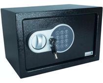 Cofre De Segurança 31x20 Eletrônico Digital Senha Teclado - Importway