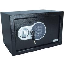 Cofre De Segurança 31x20 Eletrônico Digital Senha Teclado - Lcg Eletro