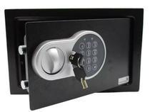 Cofre De Segurança E Fechadura Eletronica Digital - 31x20cm - Importway