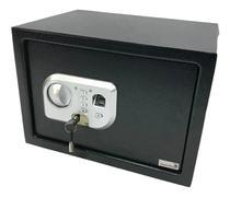 Cofre De Segurança Eletrônico Biométrico 35x25cm Iwcfs-005 - Importway