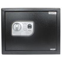 Cofre Digital Eletrônico Leitor Biométrico Chave Senha 30fpn - Tssaper -