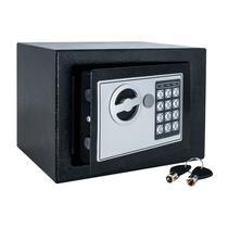 Cofre digital eletronico senha e chave tam pequeno - cód: (ew017) - Liba