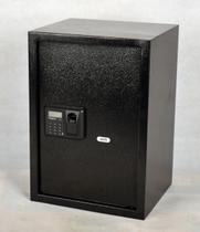 Cofre Eletrônico Biométrico E Senha Até 32 Digitais 50x35 Cm - Importway